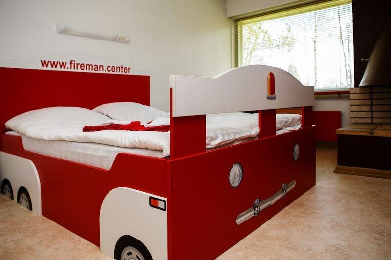 Mini hotel Fireman center