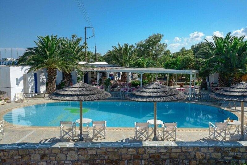 Plaka Camping Naxos