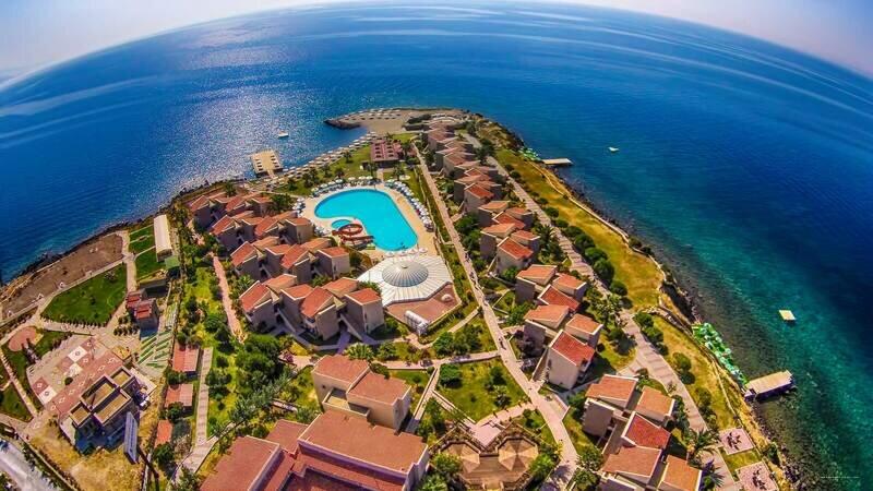 Assos Dove Resort & SPA Hotel