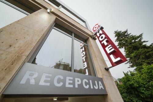 Central Lux Hotel Kragujevac