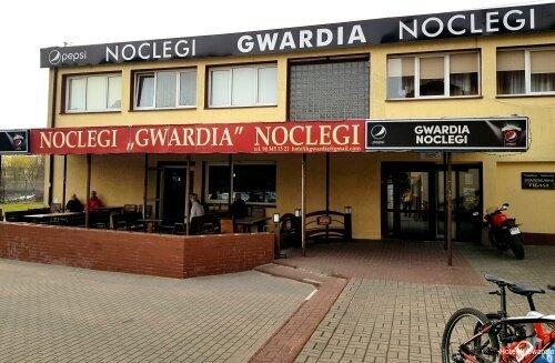Hotelik Gwardia