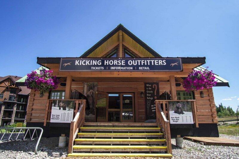 Canadian Mountain Lodging at Kicking Horse Mountain Resort