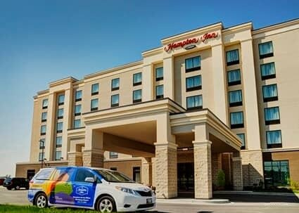 Hampton Inn by Hilton Winnipeg Airport/Polo Park, Mb, Canada