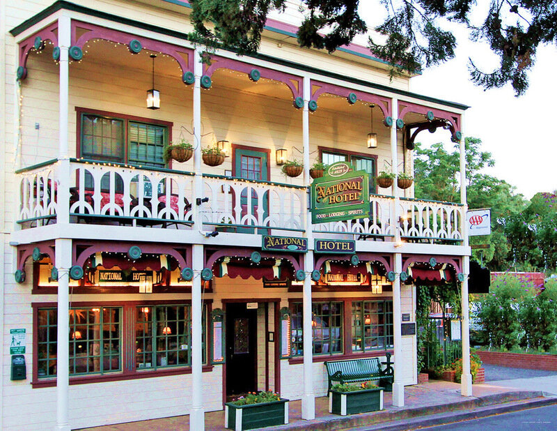 Historic National Hotel