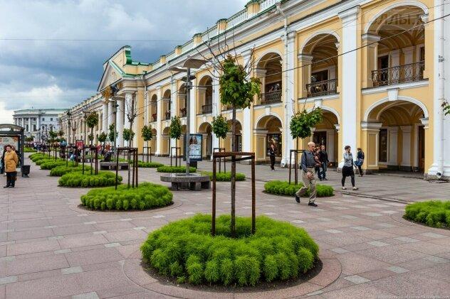 shopping mall — Suuri Gostinyi Dvor — Saint Petersburg, photo 1