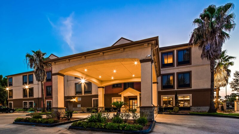Best Western Plus North Houston Inn And Suites