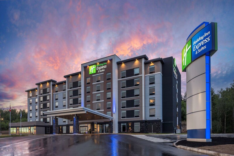 Holiday Inn Express And Suites Moncton