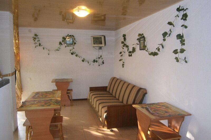 Гостевой дом на Виноградной 16