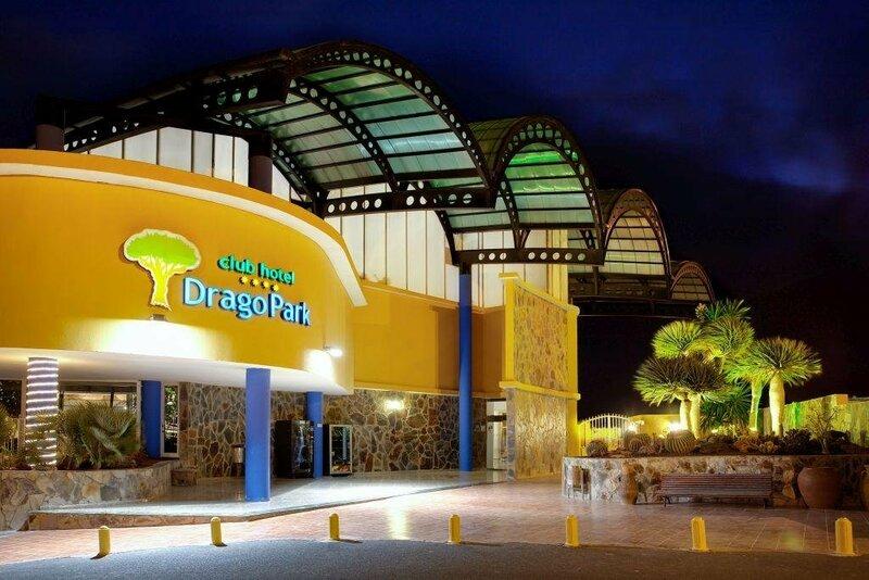 Club Hotel THe Drago Park