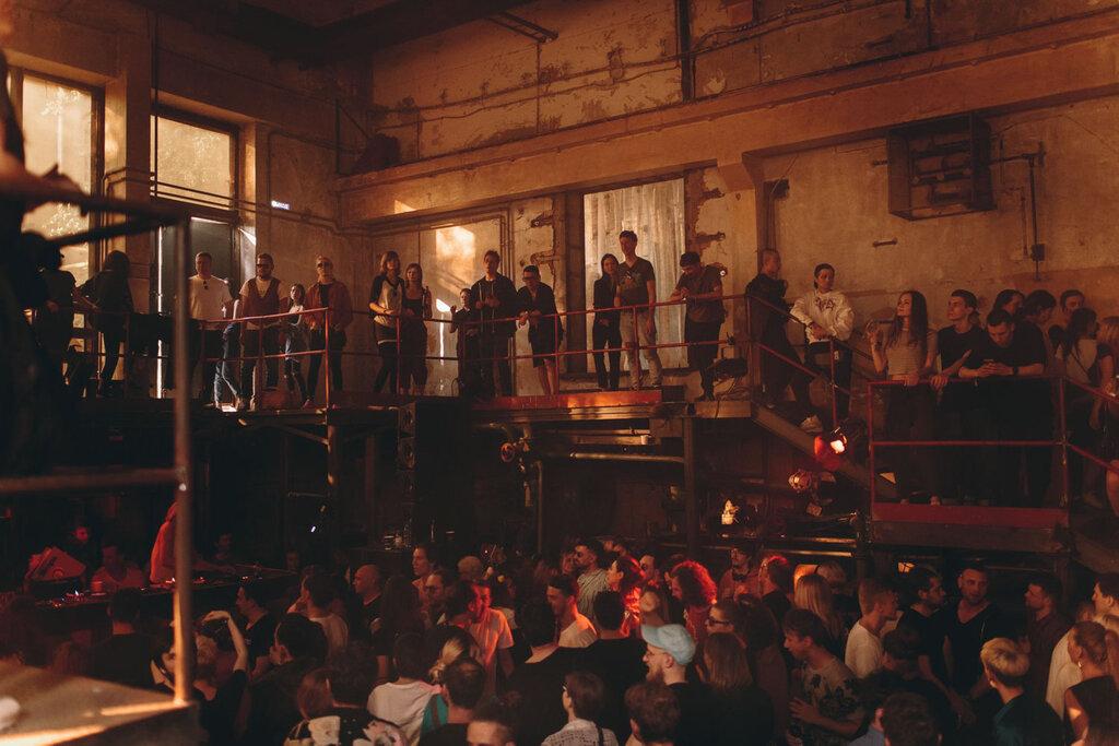 ночной клуб — Mutabor — Москва, фото №4