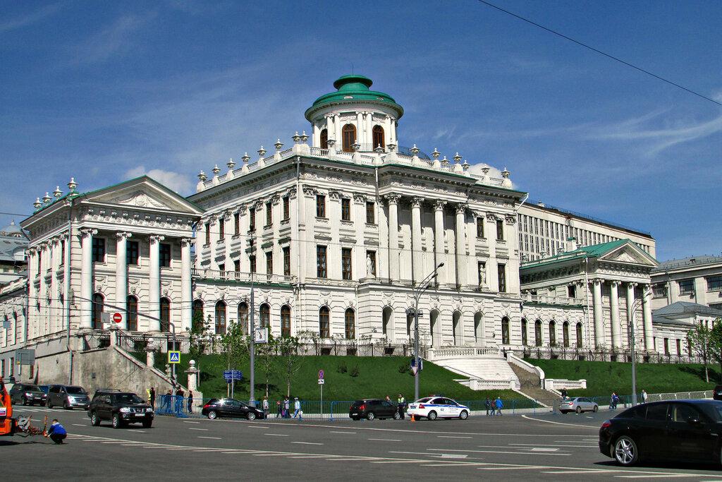 музей — Дом Пашкова — Москва, фото №9