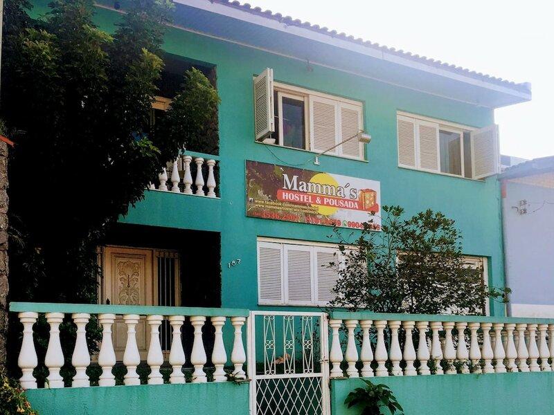 Mammas's Hostel e Pousada