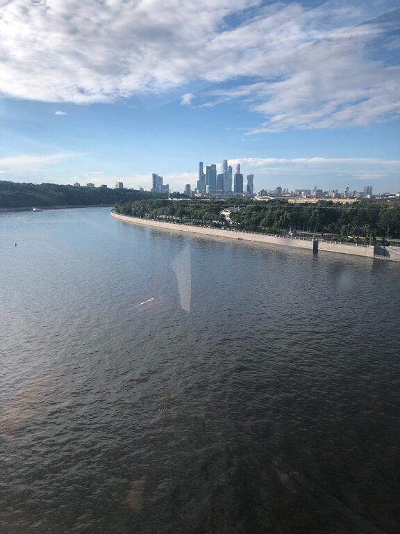 смотровая площадка — Смотровая площадка Воробьёвы горы — Москва, фото №10
