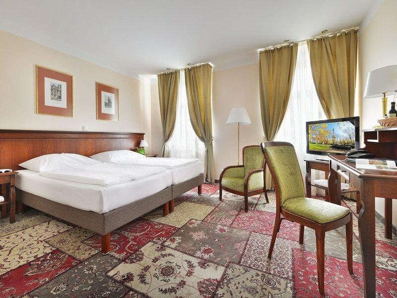 Ea Hotel Jelení dvůr Prague Castle