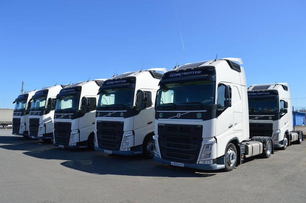 truck sales and services — ClassTrucks — posyolok gorodskogo tipa Krasny Bor, фото №1