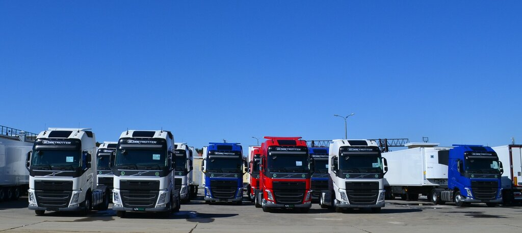 truck sales and services — ClassTrucks - used trucks and semitrailers — Yekaterinburg, фото №9