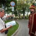 Экскурсовод Александр Сазонов, Услуги экскурсовода в Городском округе Вологда