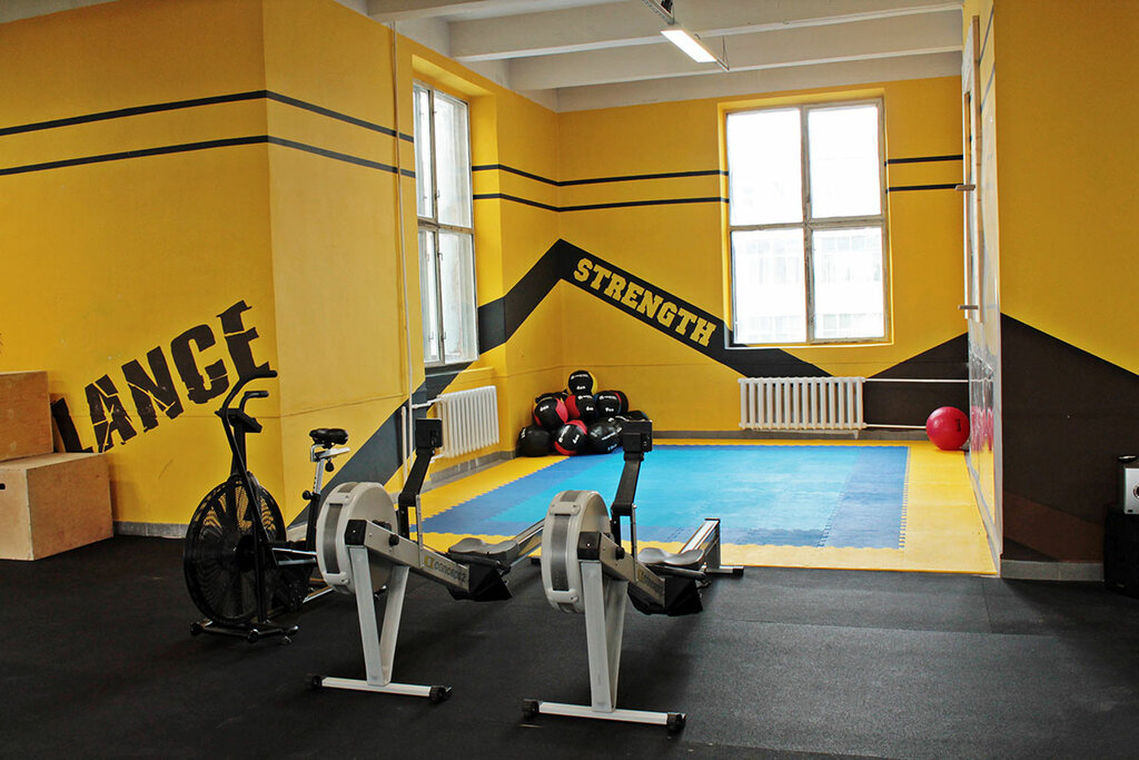 фитнес-клуб — Стая — Минск, фото №2
