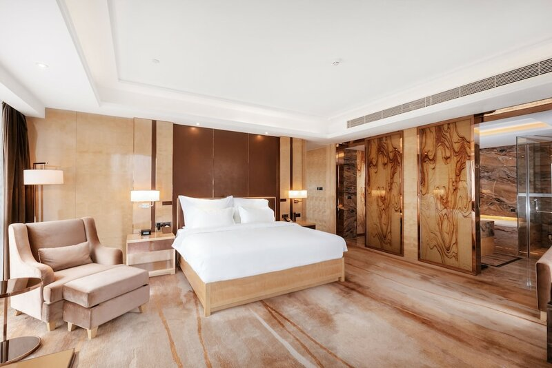 Vaperse Hotel Zhujiang Newtown