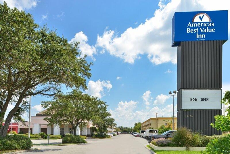 Americas Best Value Inn Baton Rouge/Seigen Lane