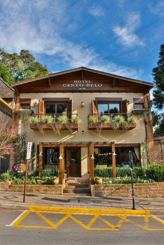 Hotel Canto Belo