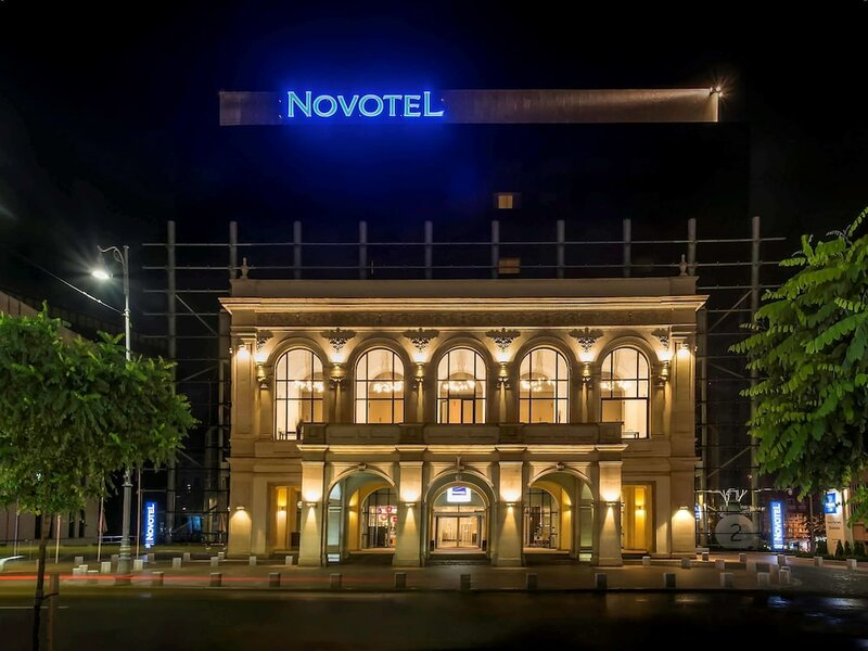 Novotel Bucarest City Centre