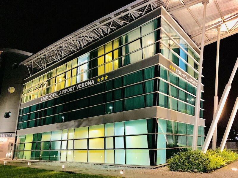 Отель Star Airport Verona