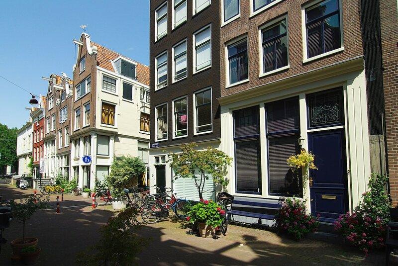 Joz Suites In Centre Of Amsterdam