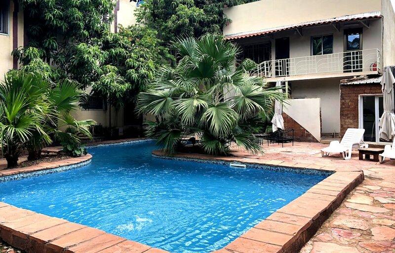 Hotel La Chaumiere Bamako