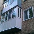Окна Века, Остекление балконов и лоджий в Адамовке