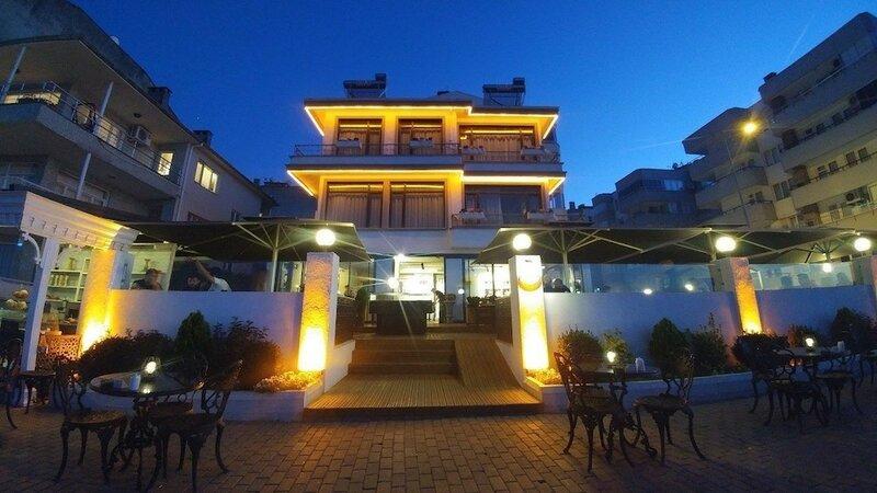 Yali Bahce Butik Otel