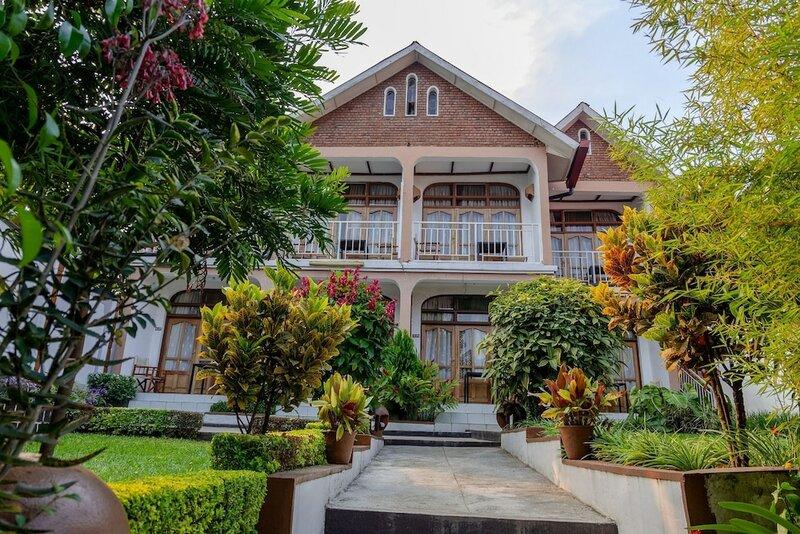 Ubumwe Hotel Gisenyi