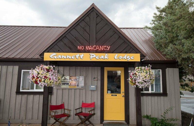 Gannett Peak Lodge