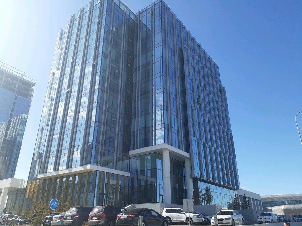 бізнес-центр — Бизнес-центр Байтерек — Нур-Султан (Астана), фото №2