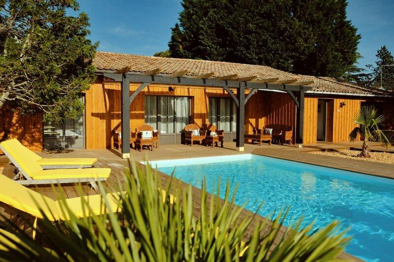 Chambres & Table d'hôtes Villa-Arestel