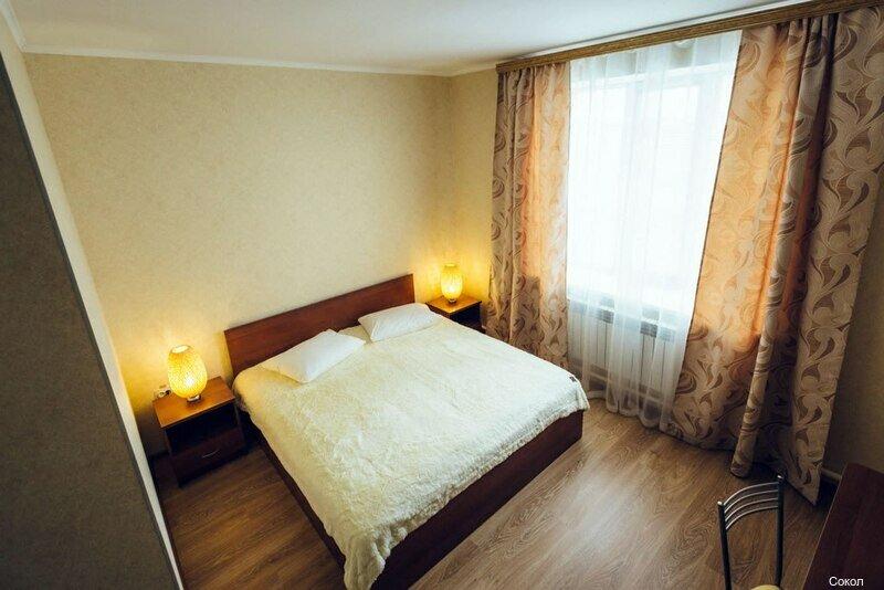 гостиница — Сокол — Сорочинск, фото №2