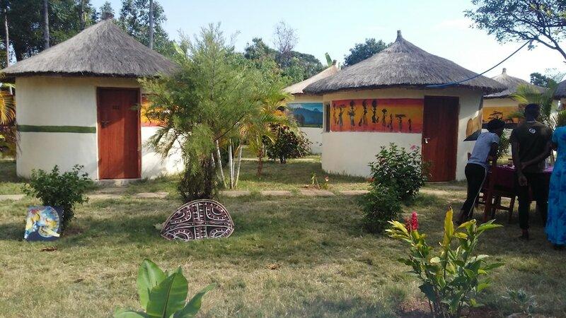 Ukerewe Garden View Bungalow at Bwiru Village Homestay