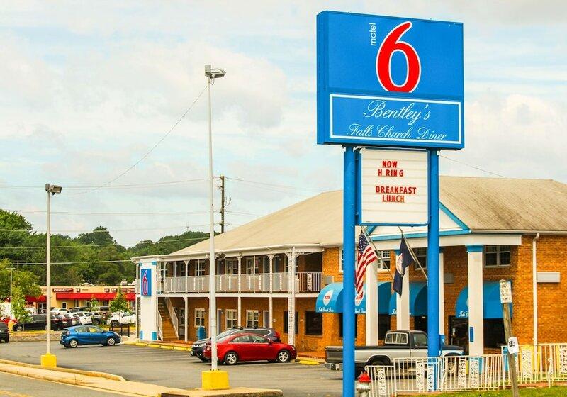 Motel 6 Falls Church, Va - Arlington Boulevard