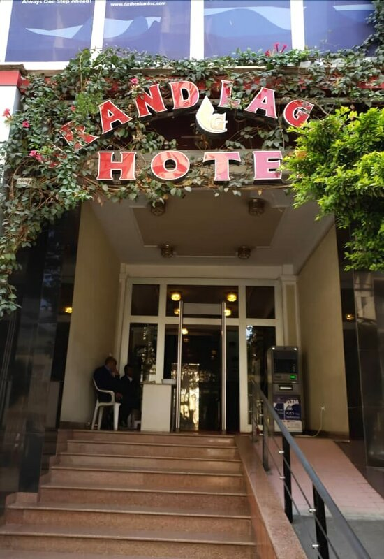 Grand Lagar Hotel
