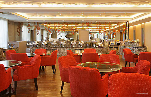 Taichung Shinkansen Grand Hotel