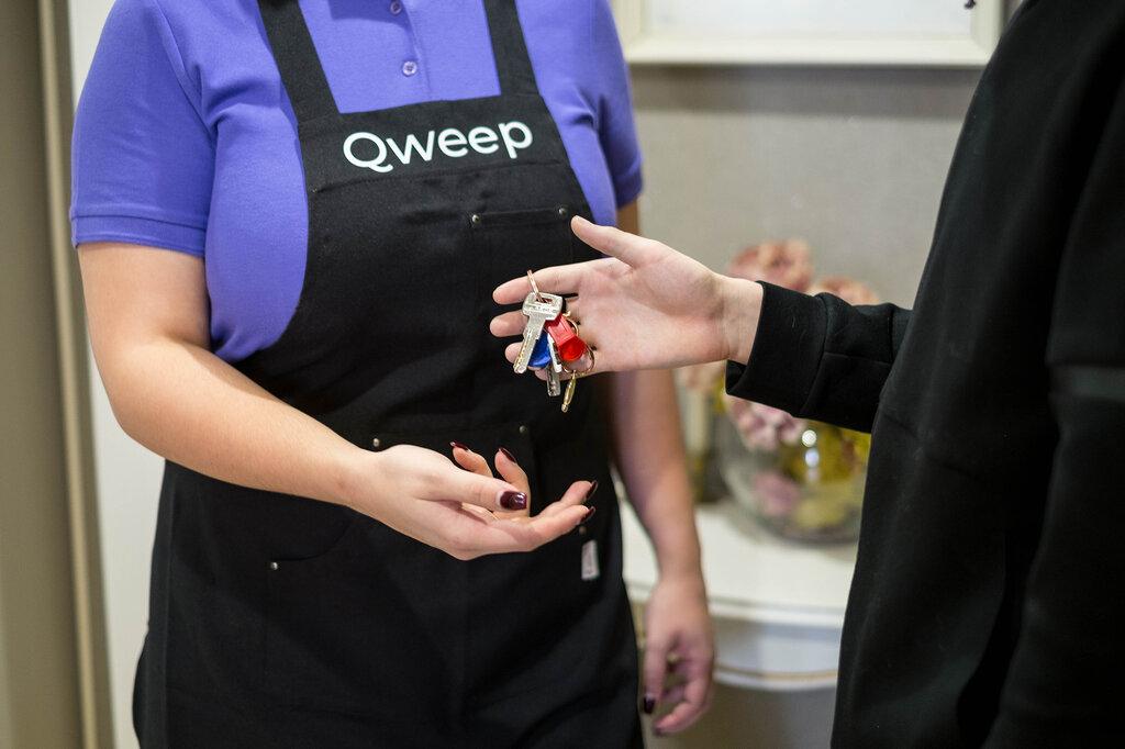 клининговые услуги — Qweep — чистый дом без усилий. Услуги клининга — Москва, фото №2