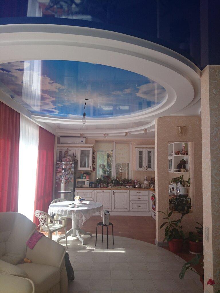 натяжные и подвесные потолки — Натяжные потолки в Геленджике - New Ceilings — Геленджик, фото №1