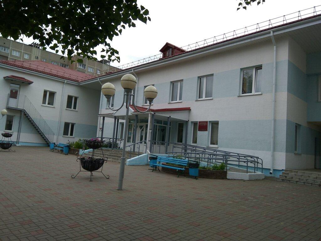 общежитие — Общежитие № 7 БГПУ имени М Танка — Минск, фото №2