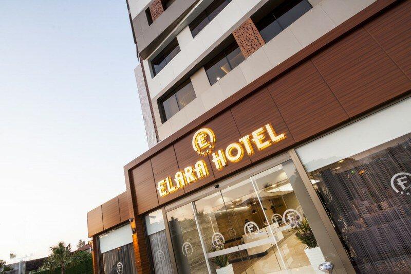 Отель Elara