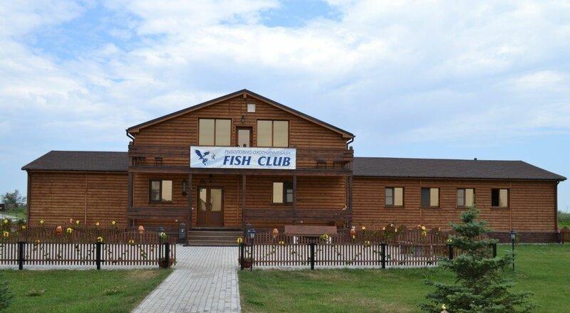 Fish-club, офис