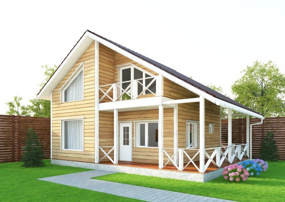 строительство дачных домов и коттеджей — Bearloga — Краснодар, фото №1