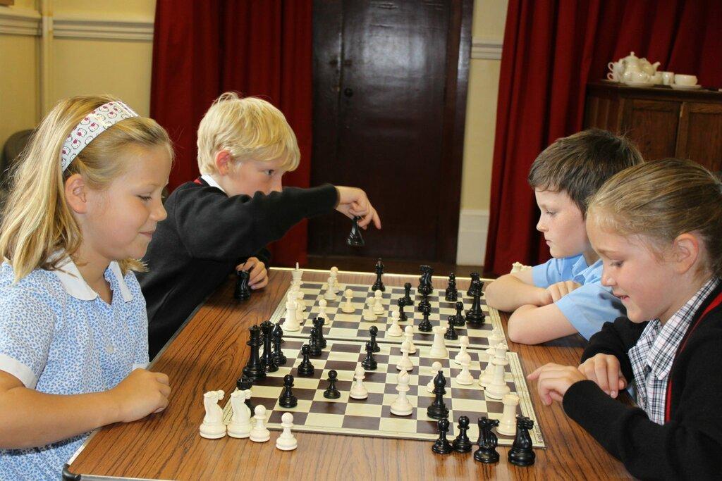 Картинки шахматы в школе
