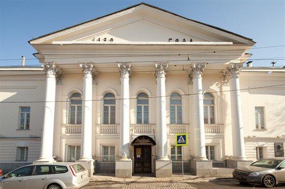 музей — Московский музей современного искусства — Москва, фото №1