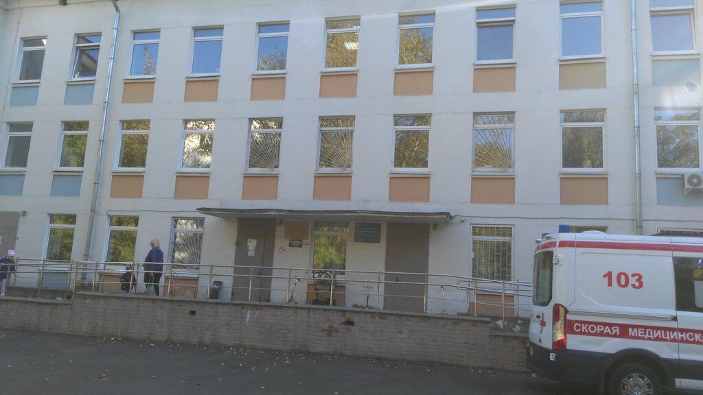 детская поликлиника — Детская поликлиника № 7, филиал № 4 — Москва, фото №5