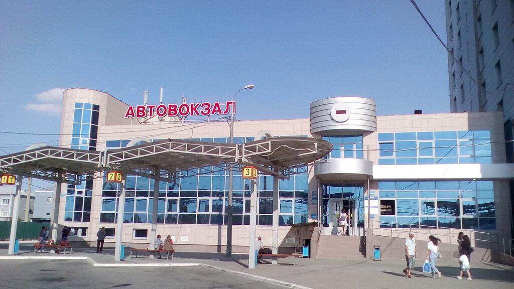 автовокзал, автостанция — АстраханьПассажирСервис — Астрахань, фото №1